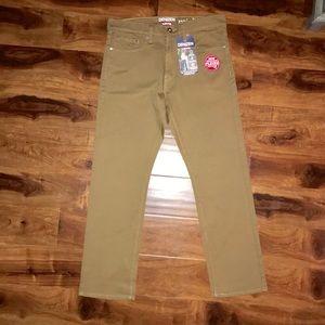 Nwt - Levi's Denizen slim straight fit denim jeans